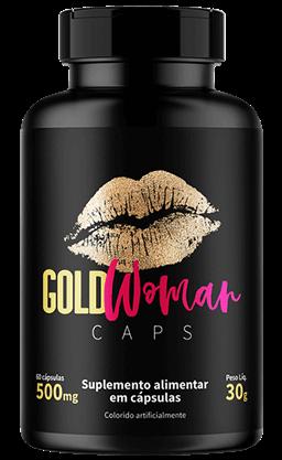goldwoman caps